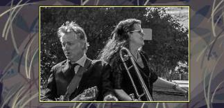 Trombone Kellie & Scrubby Pete Duo