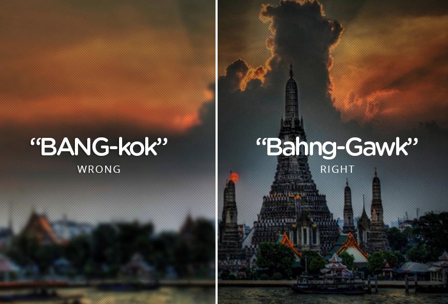 Bangkok Real Name