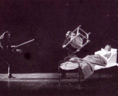 Sýningin Les Misérables - Vesalingarnir