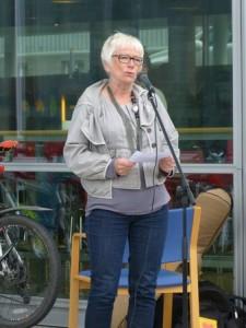 Gruppeleder Gunhild Johansen
