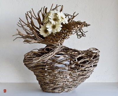 Luôn tìm ẩn 1 triết lý trong từng tác phẩm cắm hoa theo phong cách Ikebana