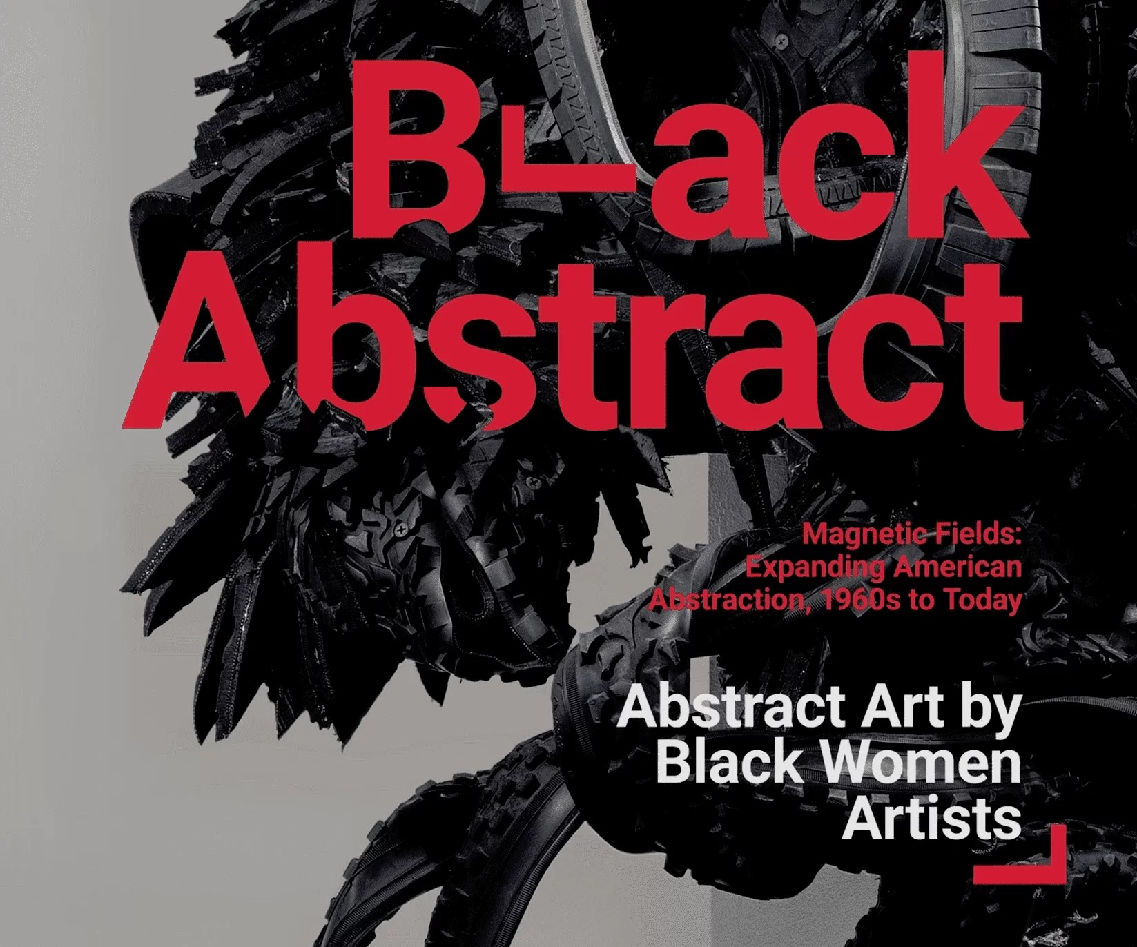 black abstract strategy before