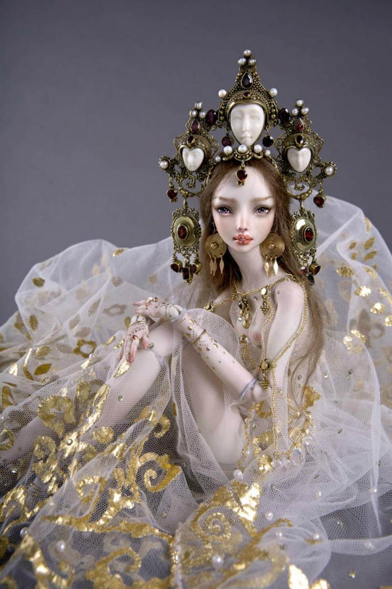 Artista Ruso Crea Las Muñecas De Porcelana Más Hermosas Y Realistas Que Hayas Visto   Tronya