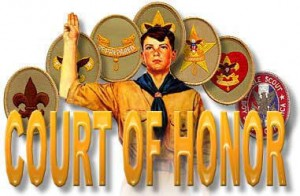 Court Of Honor October 18 2012 Boy Scout Troop 101