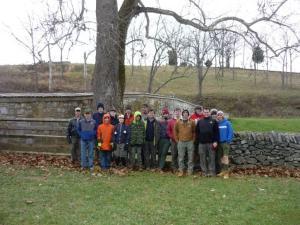 Antietam Group photo
