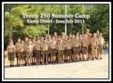 2011Ottari-Troop 250 Scouts