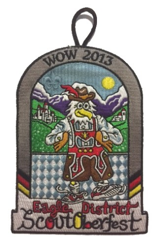Scoutoberfest  2013