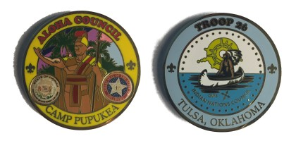 Hawaii Challenge Coin