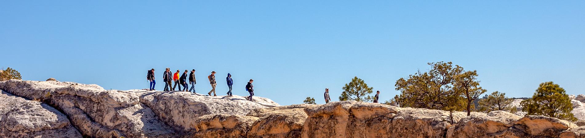 El Morro Hike