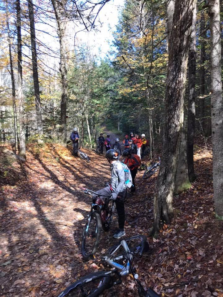 troop bike trip