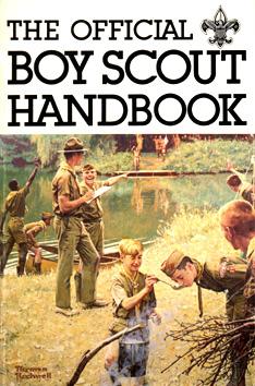 History Of The Boy Scout Handbook Bsa