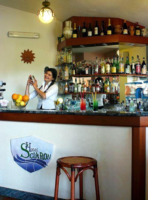 Hotel Residence Sciaron in Calabria a Capo Vaticano