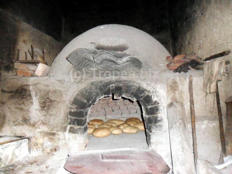 Pane tipico calabrese