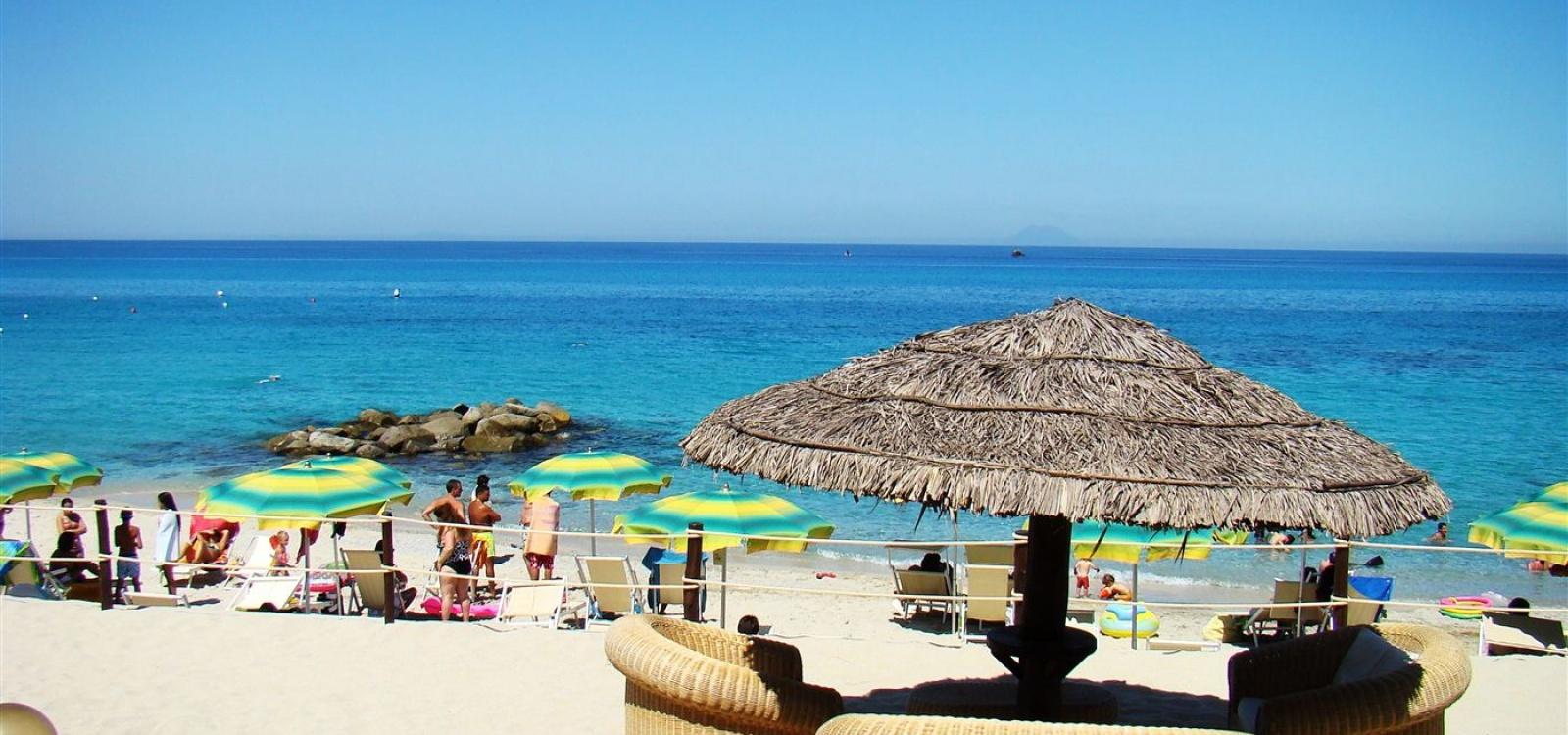 Villaggio il Gabbiano Tropea villaggio hotel 4 stelle sul mare in Calabria