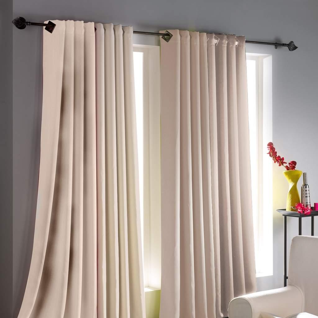 les criteres de choix d un rideau pour son salon