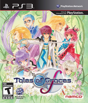 Tales of Graces f Trophy Guide