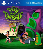 Day of the Tentacle Remastered Trophy Guide