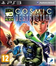 Ben 10 Ultimate Alien Cosmic Destruction Trophy Guide