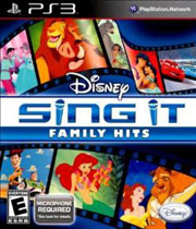 Disney Sing It Family Hits Trophy Guide