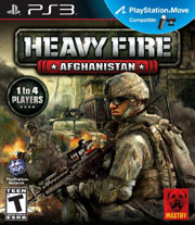 Heavy Fire Afghanistan Trophy Guide