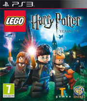 LEGO Harry Potter Years 1-4 Trophy Guide