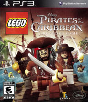 LEGO Pirates of the Caribbean Trophy Guide