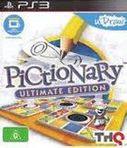 Pictionary Ultimate Edition Trophy Guide