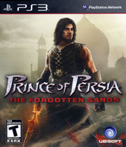 Prince of Persia The Forgotten Sands Trophy Guide