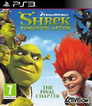 Shrek Forever After Trophy Guide
