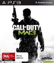 Call of Duty Modern Warfare 3 Trophy Guide
