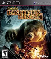 Cabelas Dangerous Hunts 2011 Trophy Guide