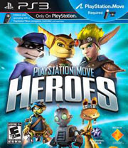 PlayStation Move Heroes Trophy Guide