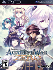 Record of Agarest War Zero Trophy Guide
