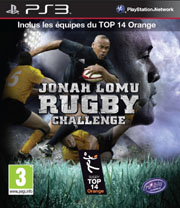 Jonah Lomu Rugby Challenge Trophy Guide