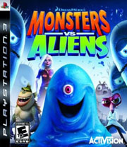 Monsters vs Aliens Trophy Guide