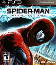 Spider-Man Edge of Time Trophy Guide