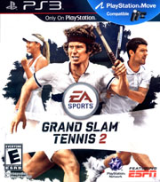Grand Slam Tennis 2 Trophy Guide