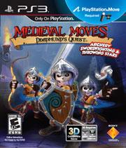 Medieval Moves Deadmund's Quest Trophy Guide