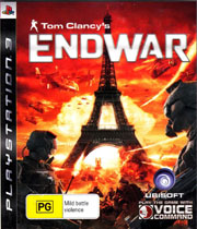 Tom Clancy's EndWar Trophy Guide