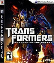 Transformers Revenge of the Fallen Trophy Guide