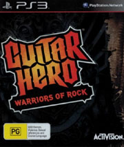 Guitar Hero Warriors of Rock Trophy Guide