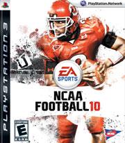 NCAA Football 10 Trophy Guide
