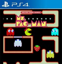 Arcade Game Series Ms Pac-Man Trophy Guide