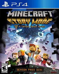 Minecraft Story Mode Trophy Guide