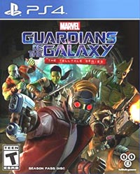 Guardians of the Galaxy Trophy Guide