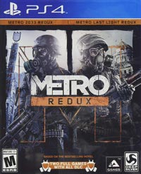 Metro 2033 Redux Trophy Guide