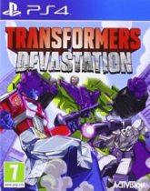 Transformers Devastation Trophy Guide PS4