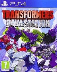 Transformers Devastation Trophy Guide