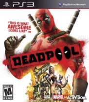 Deadpool Trophy Guide PS3