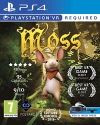 Moss Trophy Guide